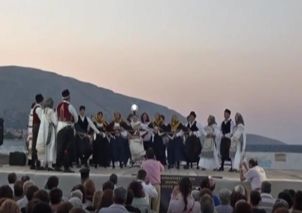 """Εκδήλωση: """"Χοροστάσι το Λιμανάκι"""""""